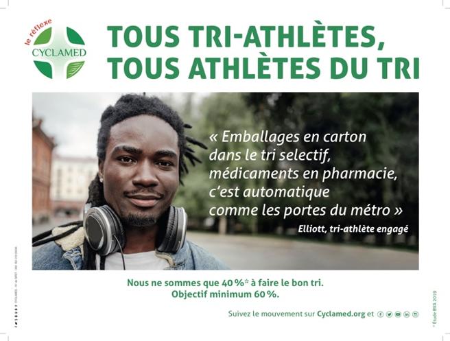 Cyclamed-campagne-affichage-métro-RER-Paris